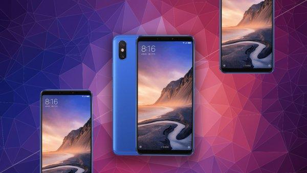 Xiaomi Mi Max 3 успешно прошел тестирование AnTuTu