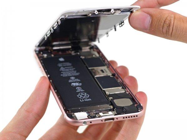 В Сеть слили тайные инструкции Apple по ремонту iPhone