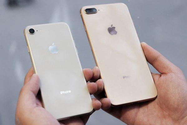 Новые iPhone окажутся медленнее Android-смартфонов в сетях 4G