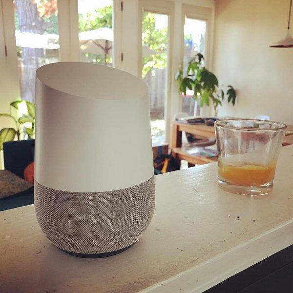 В Google Home появилась поддержка уникальных заданий