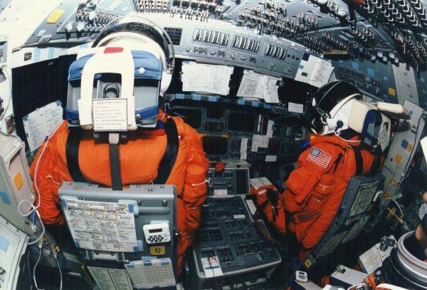 Астронавт сравнил космический корабль SpaceX с iPhone