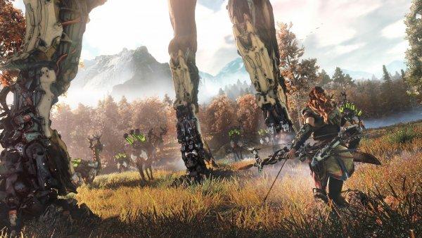Steamforged Games выпустит настольную версию Horizon Zero Dawn