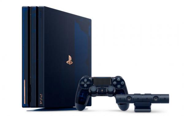 Sony выпустит лимитированную прозрачную PS4 Pro в честь 525 млн проданных консолей