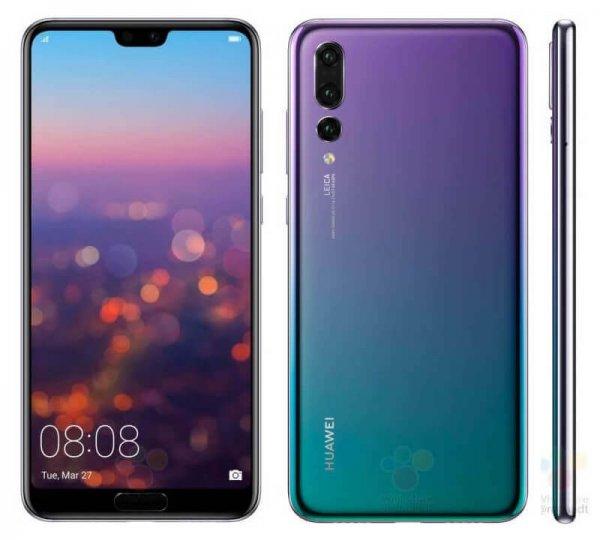 Huawei издевается над продуктами Samsung