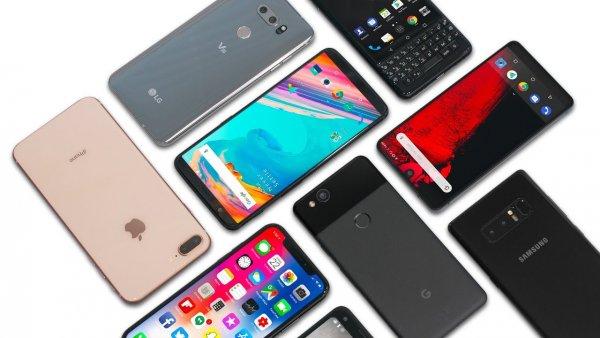 Эксперты назвали самые ожидаемые смартфоны 2018 года