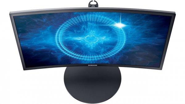Samsung обрадовала геймеров анонсом бюджетных изогнутых мониторов