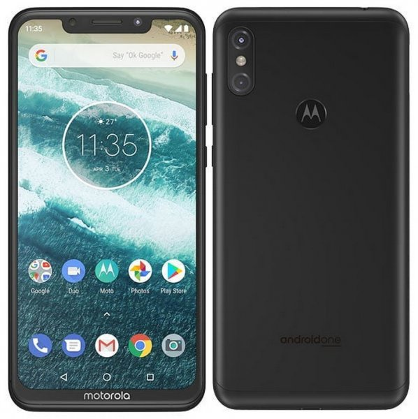 Motorola поставит чистый Android на смартфона One и One Power