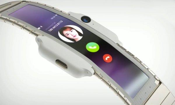 На IFA 2018 Nubia удивила гибким смартфоном-браслетом