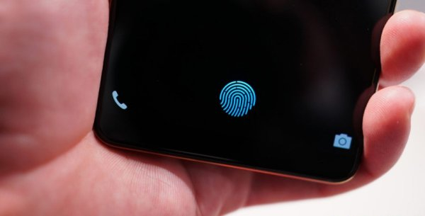 Козырь перед iPhone: Samsung Galaxy S10 первым покажет датчик отпечатка пальцев в экране