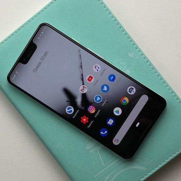 Без «моноброви»: Google обвела всех вокруг пальца с дизайном Pixel 3 XL