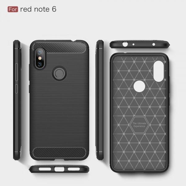 Чехлы для Xiaomi Redmi Note 6 рассекретили внешний вид телефона