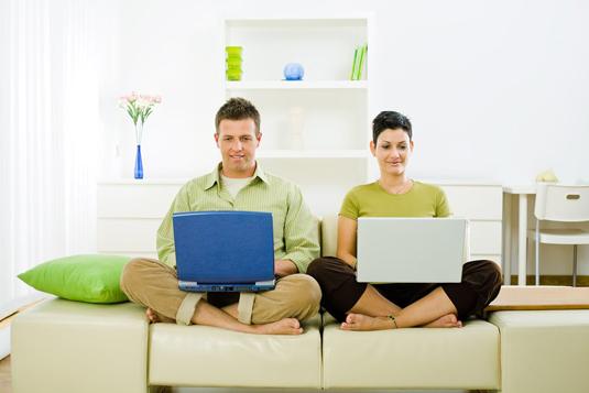 Качественный интернет у тебя дома