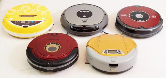 Роботы пылесос для чистоты в вашем доме