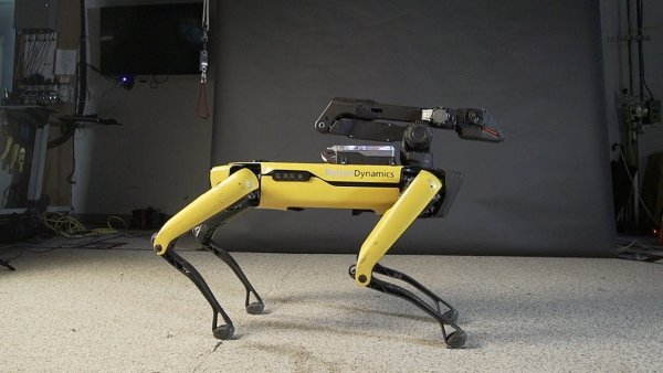Разработчики из Boston Dynamics заставят своих роботов танцевать