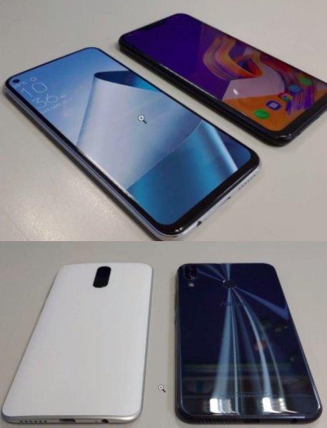 В Сеть попали снимки прототипов ASUS ZenFone 6