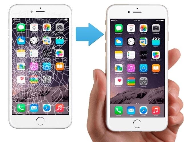 Быстрая диагностика и ремонт IPhone 7