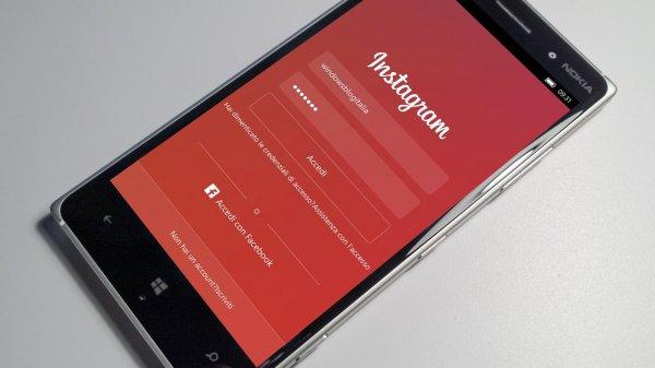Смартфоны на Windows 10 лишили доступа к Instagram