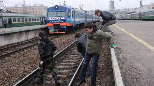 Приложение Safe train из Казани уменьшит детский травматизм на ж/д путях