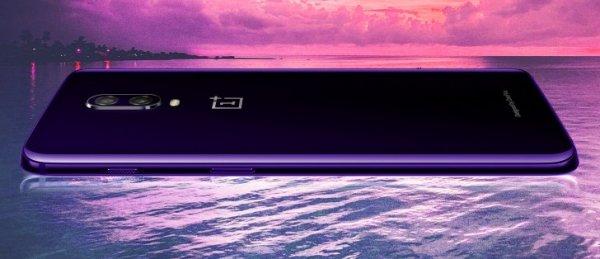 OnePlus 6T выпустят в эксклюзивной расцветке