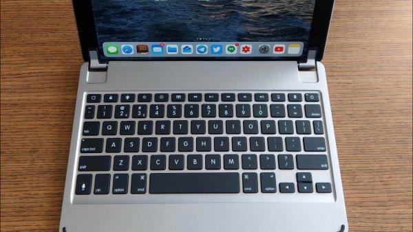 Выпущена новая клавиатура для iPad Pro от Brydge