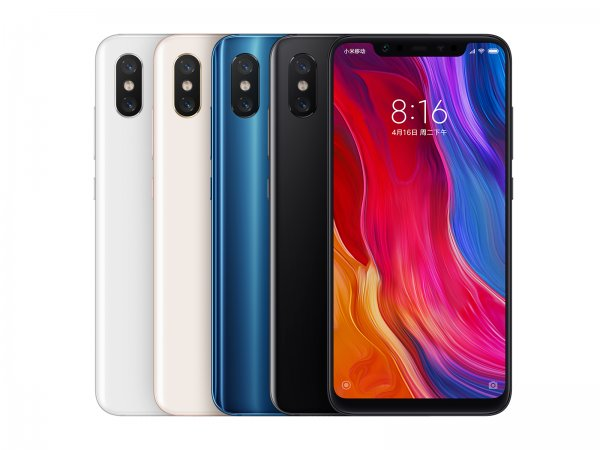 Стали известны характеристики нового Xiaomi Mi 8s