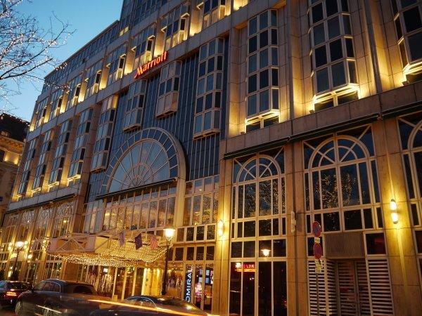 Гостиничная сеть Marriot сообщила об утечке данных 500 млн постояльцев