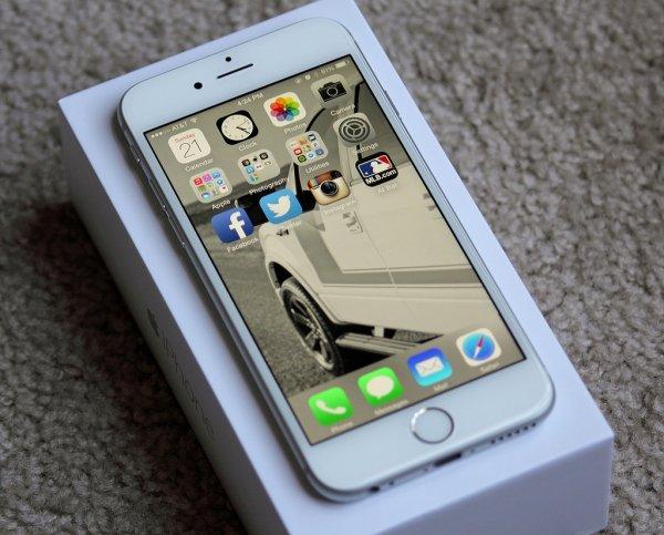 Рынок смартфонов России потеряет iPhone 6 и iPhone SE