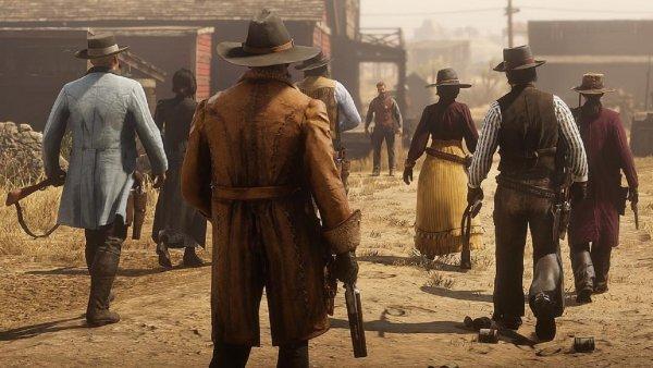 Настройки ПК-версии Red Dead Redemption 2 показали на YouTube