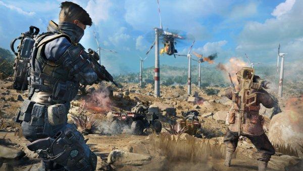 Новый патч для Call of Duty может испортить праздники геймерам
