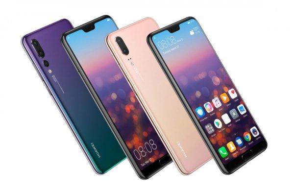 Смартфоны Huawei P20 Pro и Huawei Nova 3 получат уникальную прошивку Android Pie