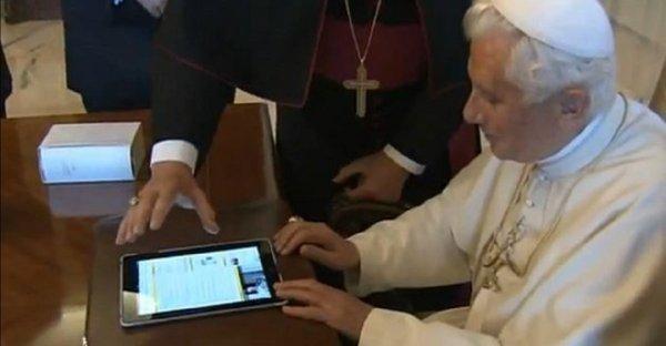 Папа Римский анонсировал выпуск приложения для молитв