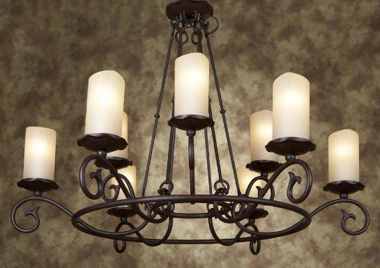 Люстры свечи в соотношении цена-качество на splendid-ray.ua