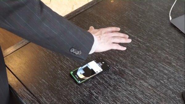 Новый уровень разблокировки: LG представит смартфон, распознающий вены на руках
