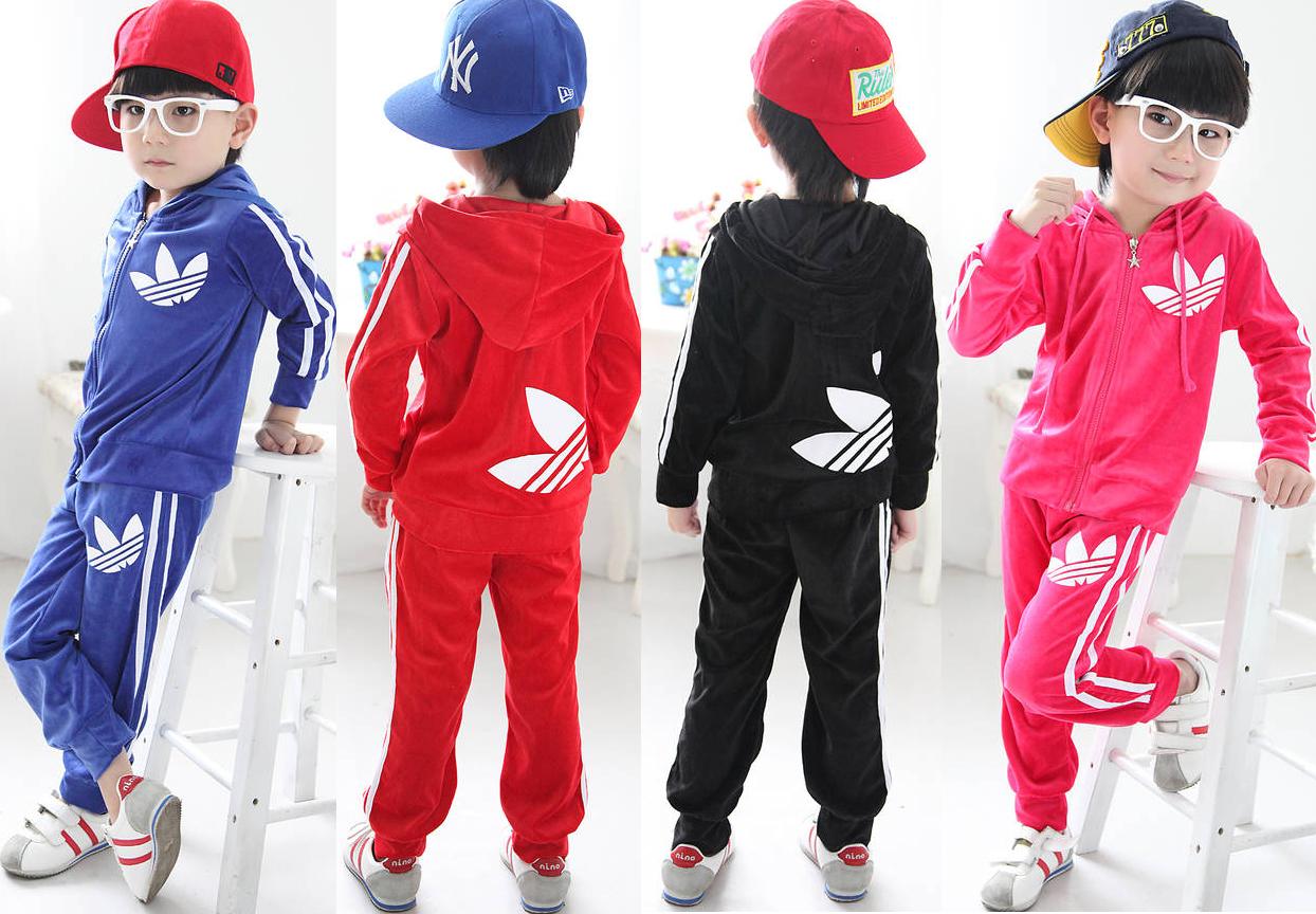 Детские спортивные костюмы из качественных материалов от магазина olioli.com.ua