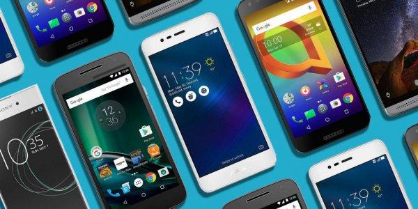 Эксперты составили рейтинг лучших смартфонов на Android