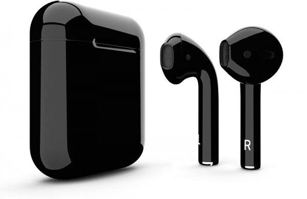 Apple выпустила новые беспроводные наушники AirPods