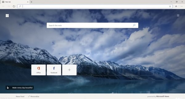 В сеть слили «фишки» нового браузера Microsoft Edge на основе Chromium