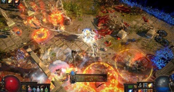 «Grinding Gear не подкачали»: Path of Exile получила массу возможностей на PlayStation 4