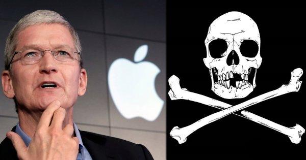 Все забыли про пиратов: Apple рискует обанкротиться из-за своего нового видеосервиса