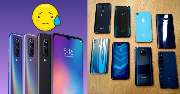 Китайское разочарование: Тройная камера Xiaomi Mi 9 снимает хуже устаревших флагманов