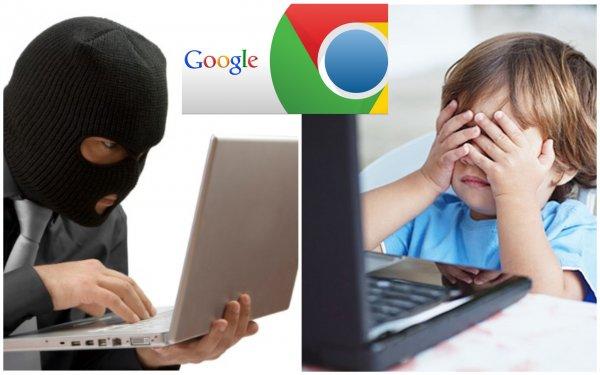 «Опасный» Google: Новая версия Chrome создаёт угрозу для детей