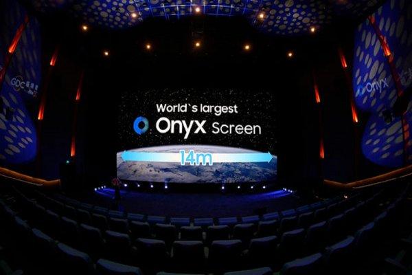 Samsung лидирует в производстве крупнейших светодиодных экранов