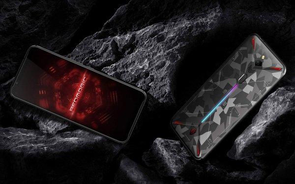 Nubia представила первый игровой смартфон с кулером и 8K камерой