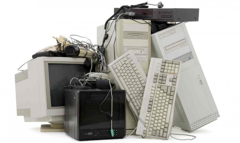 Услуга бесплатной утилизации офисной техники