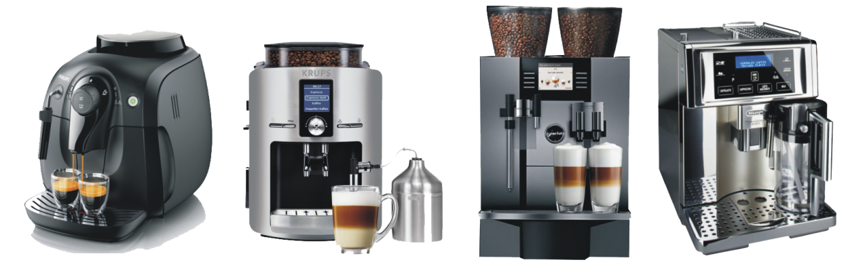 Качественный ремонт кофе машин в СПб