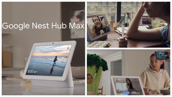 Любитель подсмотреть? Камера «умного» экрана Google Nest Hub Max смутила пользователей