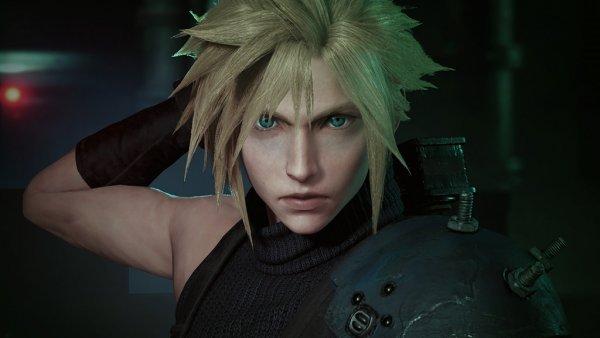 Первый трейлер Final Fantasy VII появился в сети