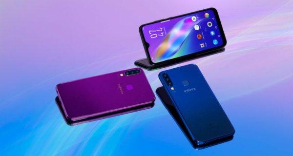 «Убийца» Xiaomi за $130: Смартфон Infinix S4 получит тройную камеру