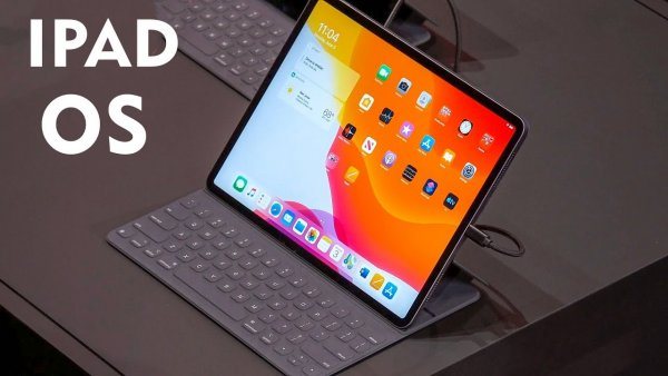 Революция iPad –  Apple показала замену любому ноутбуку