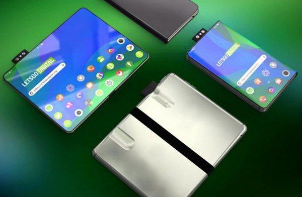 Samsung, подвинься: Орро выпускает складной смартфон с выдвижной камерой